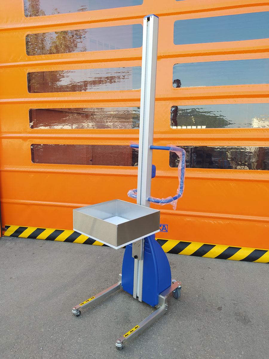NOVARTIS: NEWTON Ascenseur Mobile 100 kg Spécial