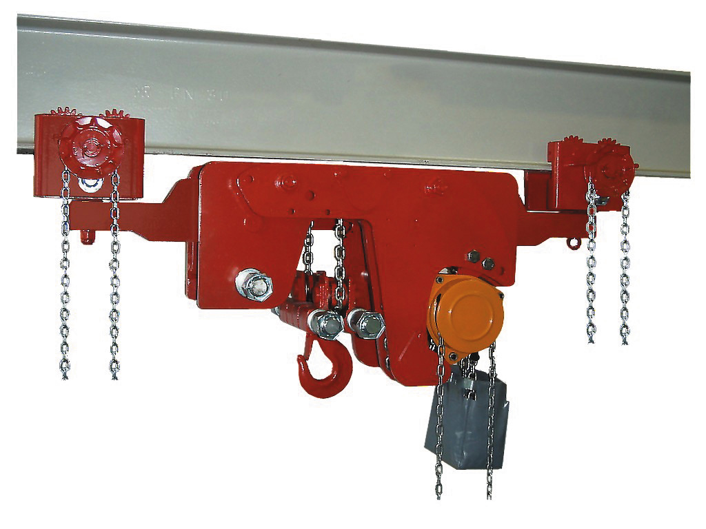 Hoist height super reduced 03