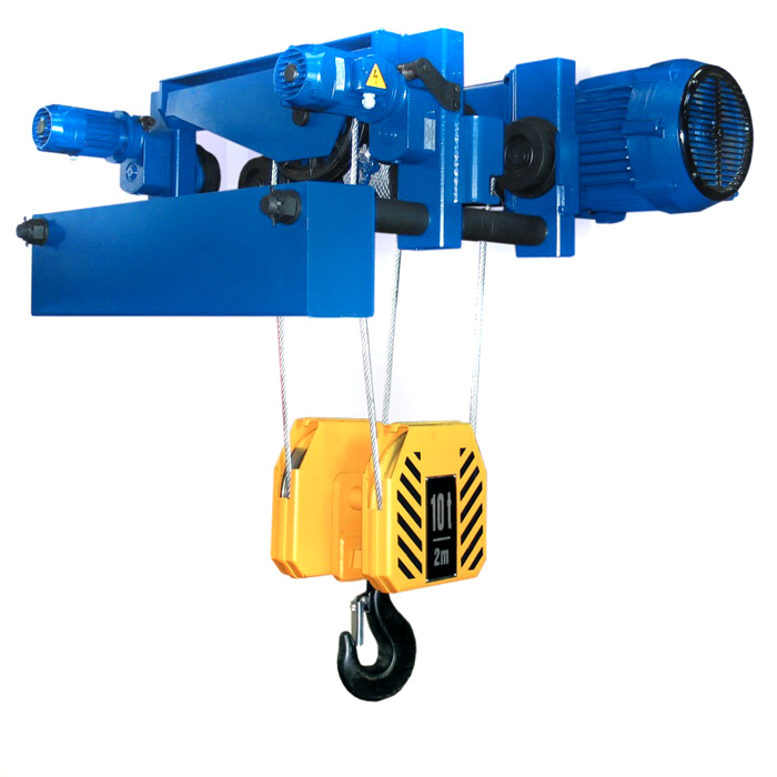Electric chain hoist vat