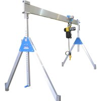 Light gantry ALU