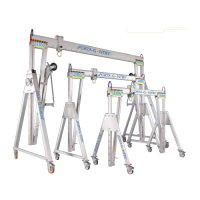 Light gantry PG