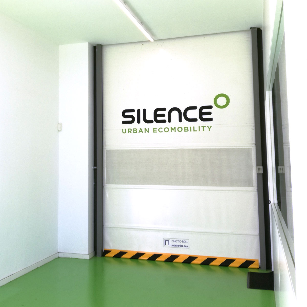 Practic roll silence 01 front