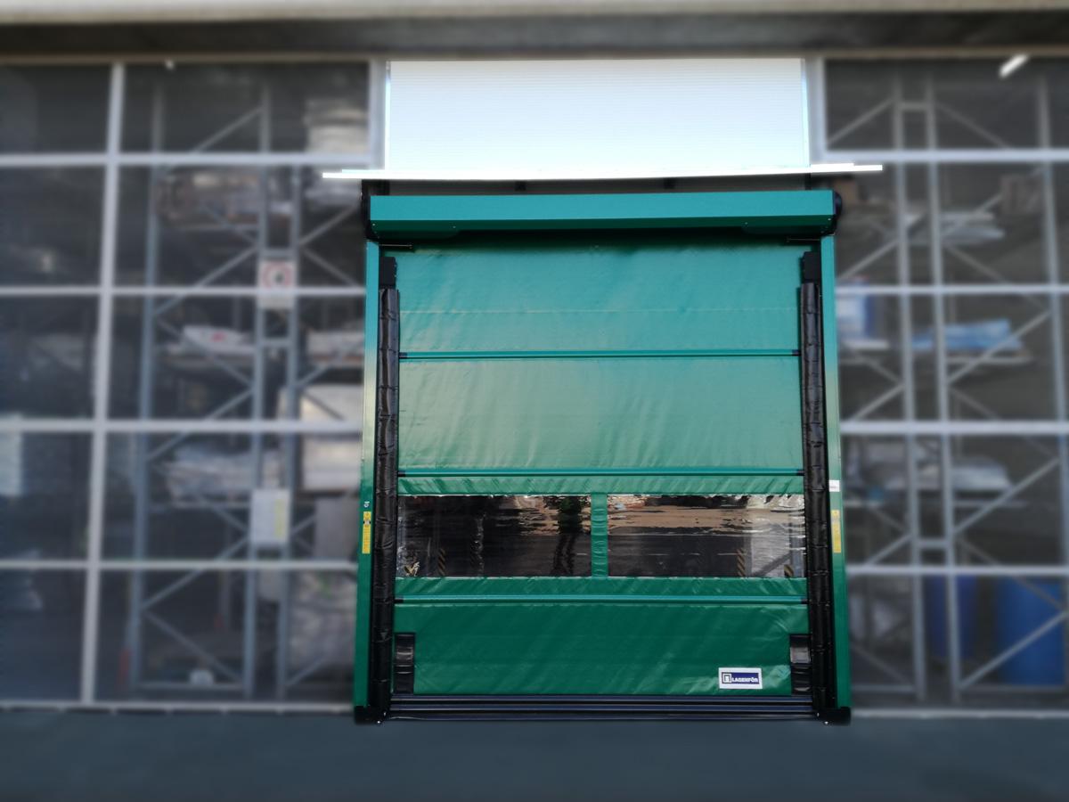 BARCELONESA Project: Self-Repairing Door