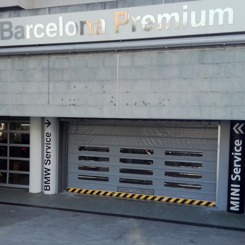 Proyecto BMW: Puerta Vectorflex