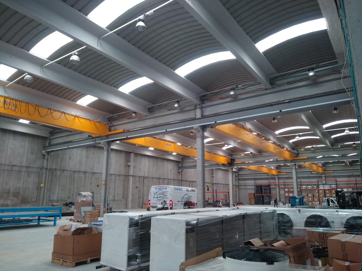 Proyecto eos refrigeration puente grua 140905