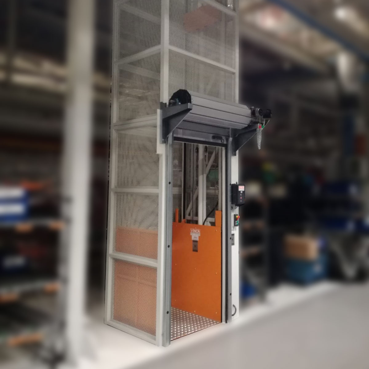 SEAT project: PLT lifting platform