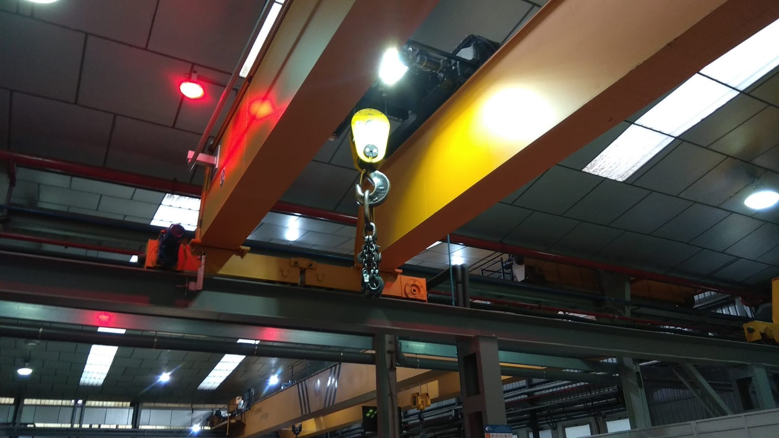 GLOBAL SRG Project: SCL System Security Lights