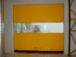 PRACTIC-ROLL High speed automatic roll-up door