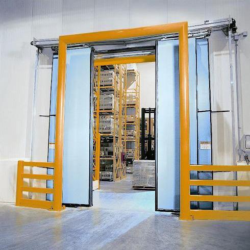 Porta frigorífica ISO-TEK