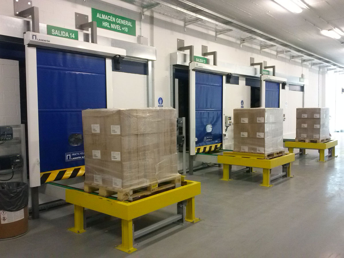 Puerta industrial practic roll 04