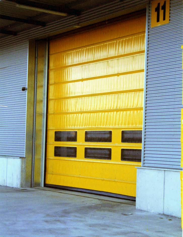 Puerta Rápida Plegable OPENFRY