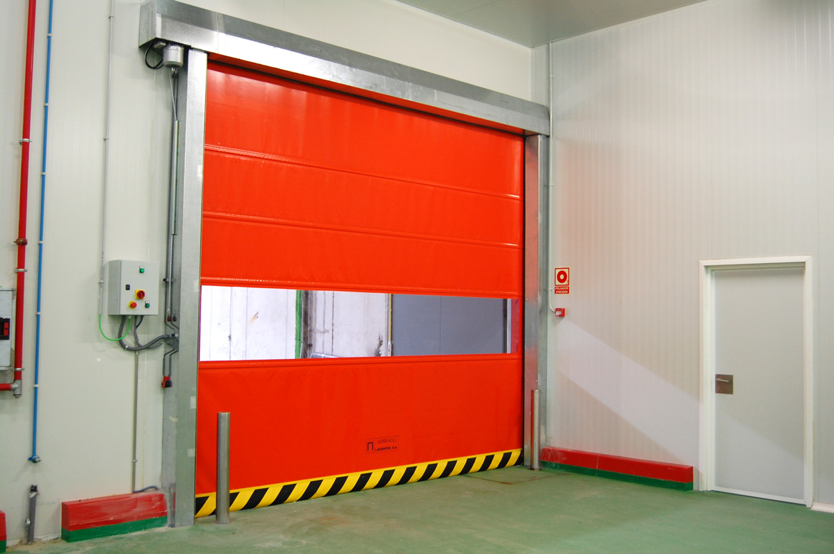 Puerta super roll 6807