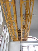 Bridge Crane Before