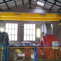 SHEM Project: Birrail crane 10 Tn