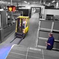 Seguridad en muelles industriales con Safe T Signal
