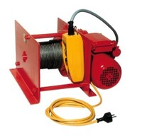 _ electric winch