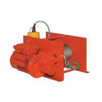 Cabestrante eléctrico 43/86 E motor monofásico