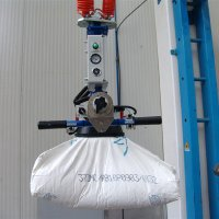 Manipulators for sacks