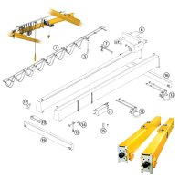 Vinca crane bridge kit
