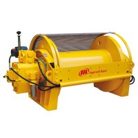 Heavy duty tire winch