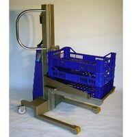 Manipulador Elevación Cajas con Plataforma