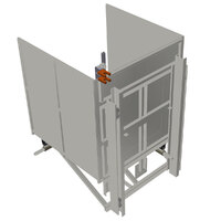 Plataforma Elevador PLT simple bastidor