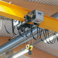 Polipasto eléctrico cable swf