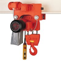 Electric chain hoists high super-reduced