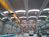 Proyecto EOS Refrigeración Puente Grúa
