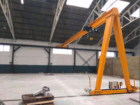 Project Jose Savall gantry crane