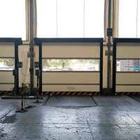 MAGNA Project: Practic-Roll Door