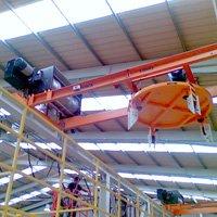Special crane bridge 17092007