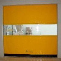 Automatic Rolling Door Practic Roll