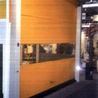 Automatic roll-up door SUPER-ROLL