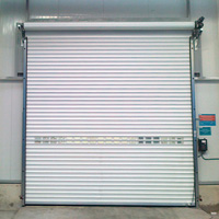 Enclosed Aluminum Enclosed Door