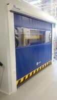 Puerta industrial practic roll 01