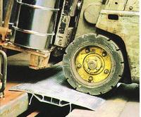 Rampa de Aluminio Reforzada
