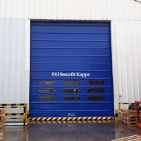Project SMURFIT KAPPA: Vector Flex Door