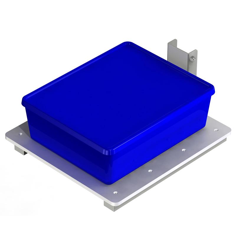 Manipulador de elevación para cajas y contenedores