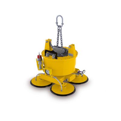 Autoaspirant VACU-LIFT U400 fins a 4000 kg