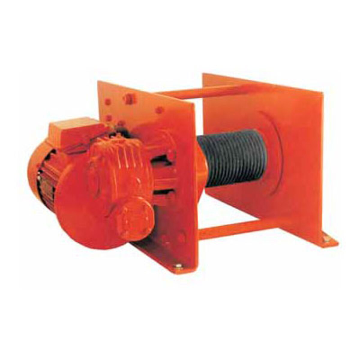 Electric winch 43/86 E three phase current motor