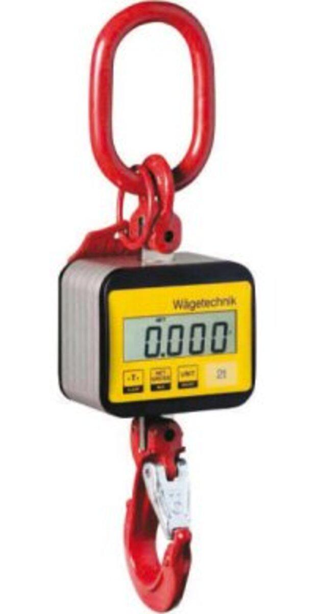 Dinamòmetres pesadores TKR ganxo