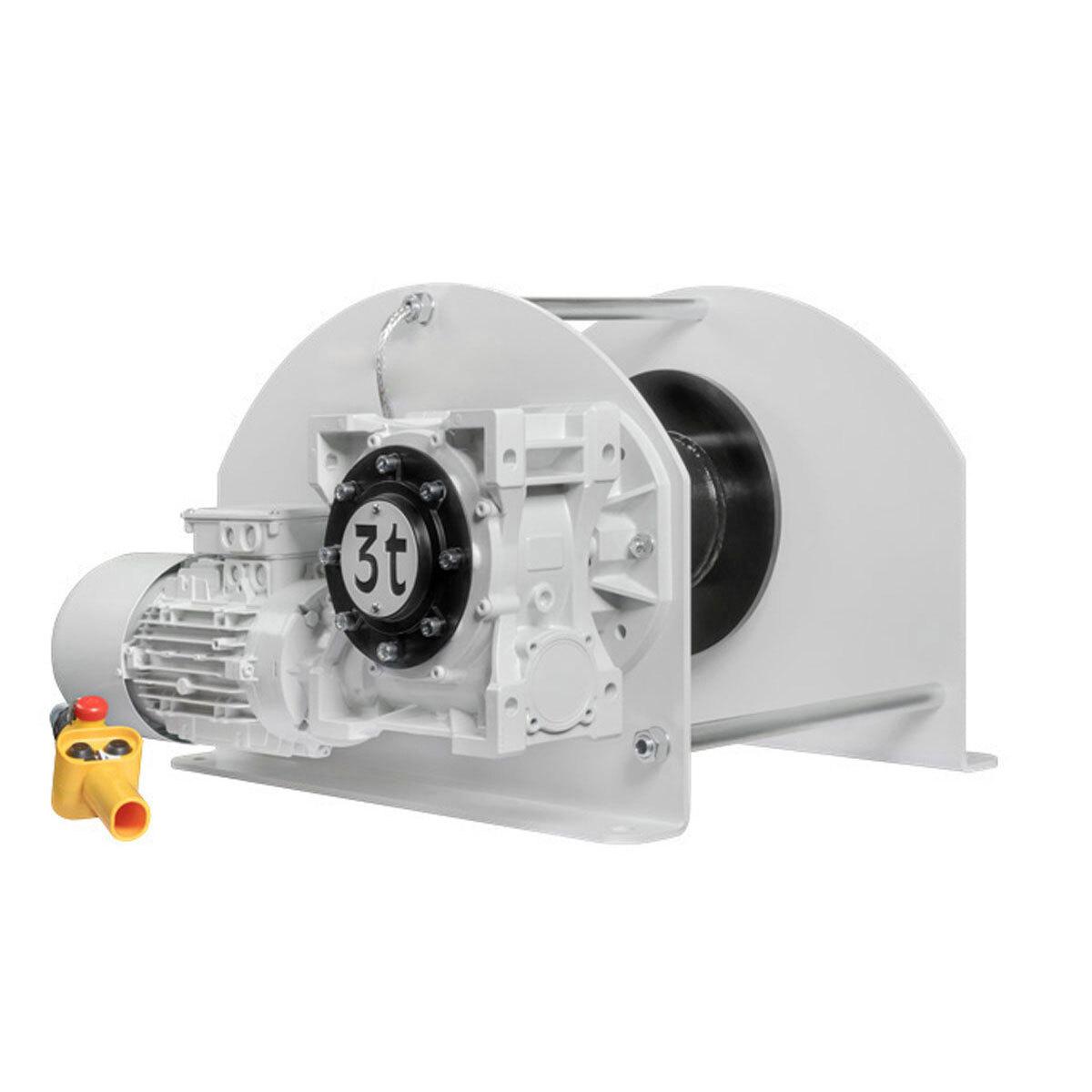 Cabestrante eléctrico e-Winch 250