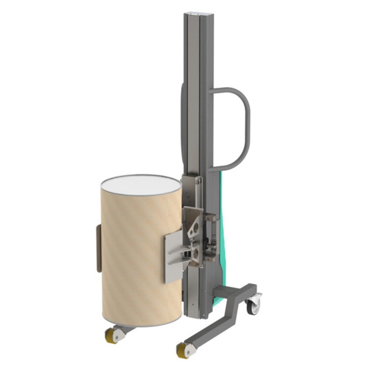 Mobile lift drums vinca