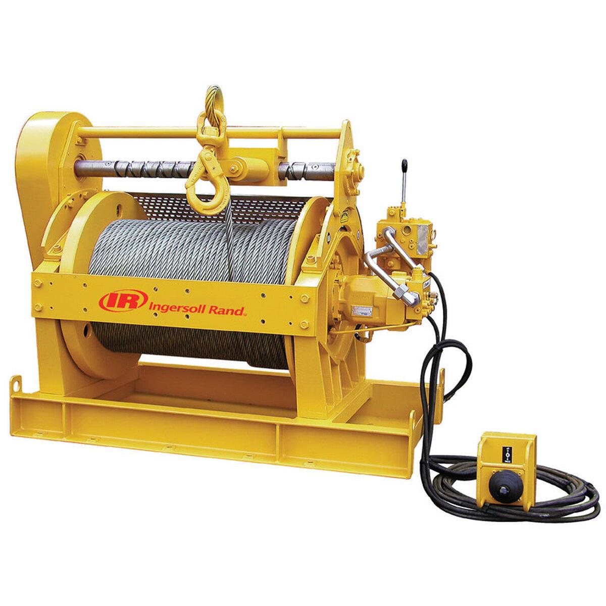 Liftstar heavy hydraulic winch