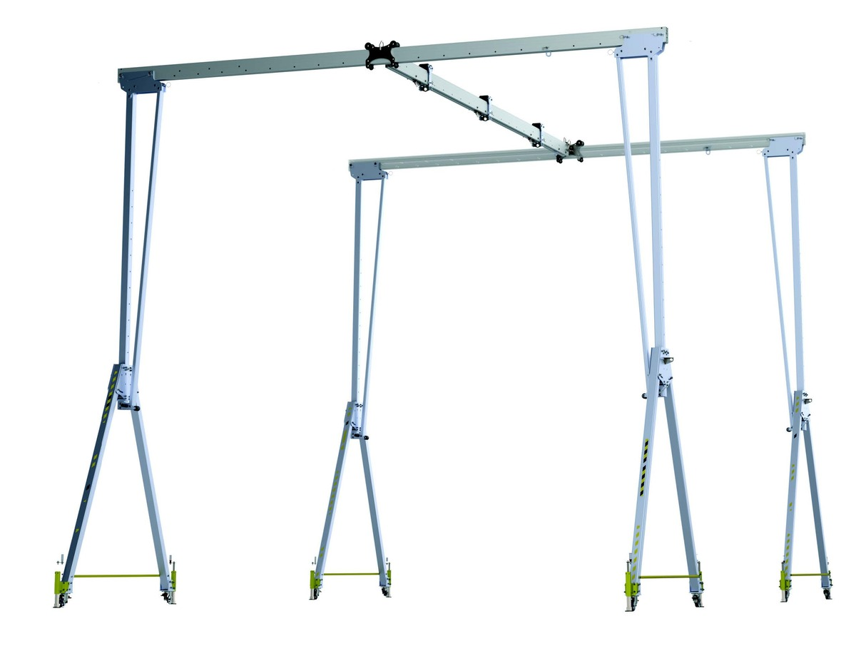 New vinca model gantry alu plus 02