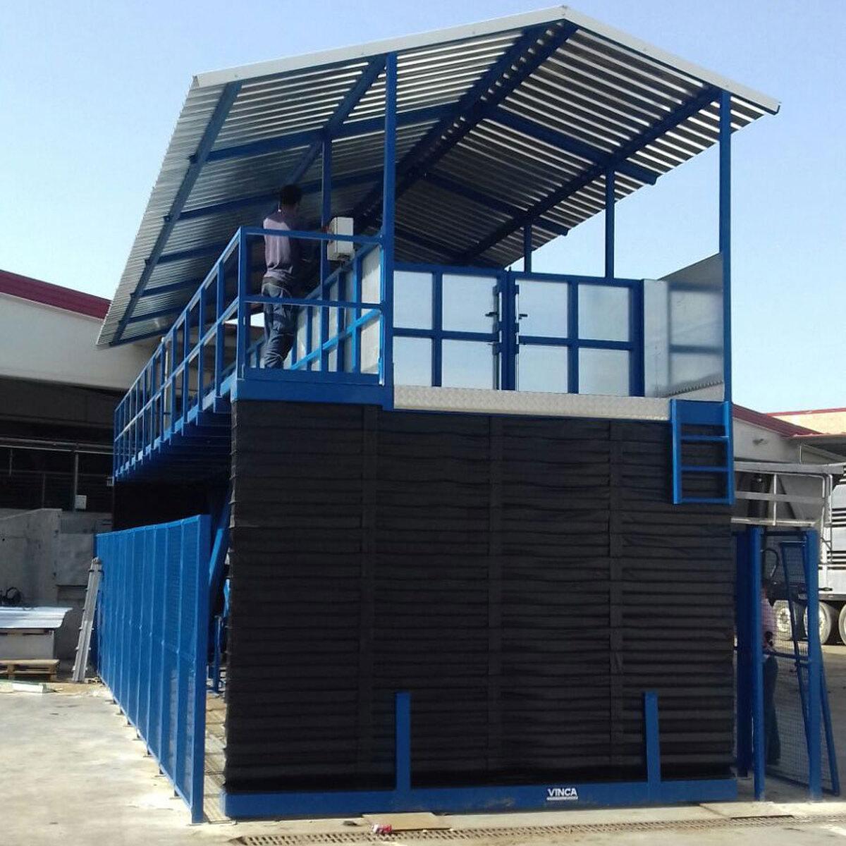 Proyecto Grupo Jorge Mesas Tijera Ganado