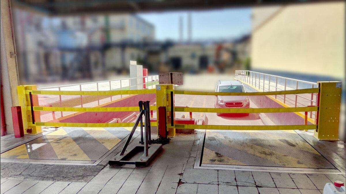 Proyecto PPG Barreras Dok Guardián