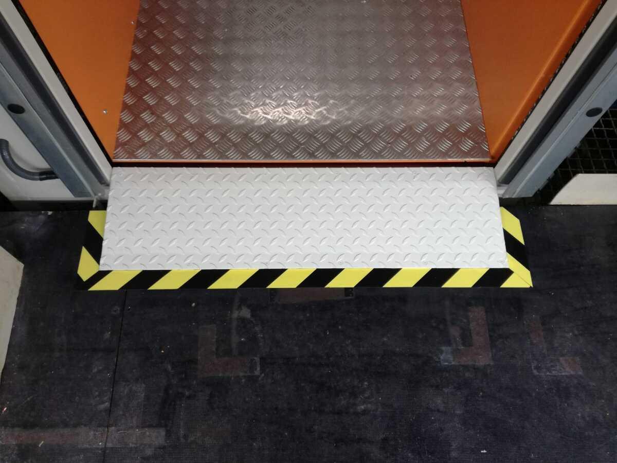 Plataforma Elevadora PLT para SEAT