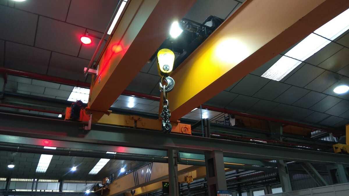 Proyecto srg global sistema luces seguridad detalle
